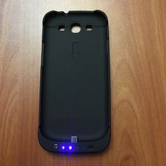 Galaxy S3 Charging Case Black charging case for Galaxy S3. Brand new.  3200 mAh Accessories Phone Cases