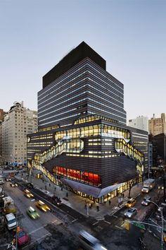 University Center, The New School, New York, 2013