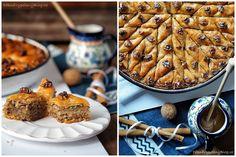 Baklava Bulgarian Food, Bulgarian Recipes, Waffles, Breakfast, Morning Coffee, Waffle