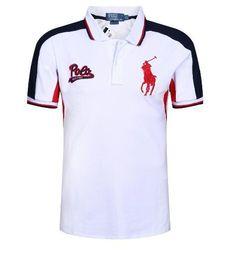 New Arrival 2017 ralph lauren City Polo Shirts In White 04 Polo Rugby Shirt, Polo T Shirts, Camisa Polo, Kids Fashion Boy, Mens Fashion, Polo Shirt Design, Swagg, Shirt Designs, Polo Ralph Lauren
