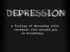 how to get out depression