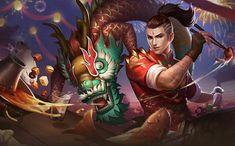 Mobile Legends, Muay Thai, Kung Fu, Fictional Characters, Bang Bang, Fandom, Game, Gaming, Fantasy Characters