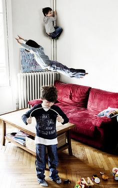 Toutes les tailles | Superheroes - A casual tuesday at home | Flickr: partage de photos!