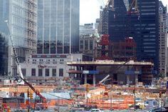 memorial pools ground zero