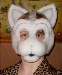 Resultado de imagen para how to make a cat fursuit