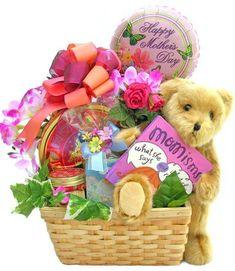 Card gallery cute little easter gift basket creativegift momismsmothersdaygiftbasket negle Gallery