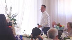 A UK man has given what is being dubbed 'the world's best' best man speech at his friend's wedding – all without saying a word.
