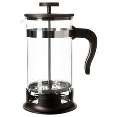For cold brewed coffee. UPPHETTA Kahvin-/teenkeitin - IKEA