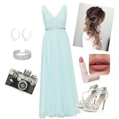 Allie's Yule Ball outfit