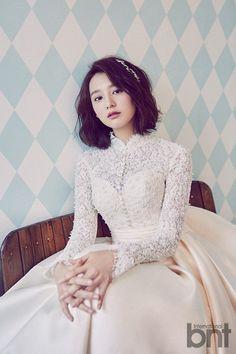Kim Ji Won reveals ideal type + favorite scene from 'Descendants of the Sun'   allkpop.com