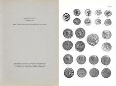 Kraft: Zum Capricorn auf den Münzen des Augustus