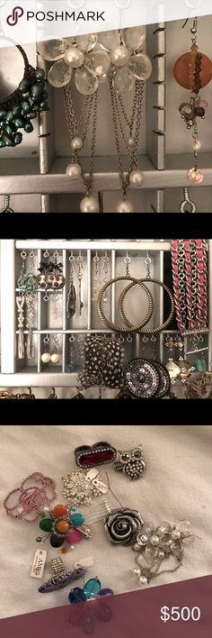 Jewelry Lot But it all or bundle! ❤ Jewelry Earrings
