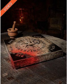 14 Inch Haunted Séance Board Animatronics - Decorations - Spirithalloween.com