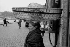 Porto 1966 - Ribeira   Fotografia de Gérald Bloncourt