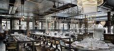 God mat på Skeppskaien i Stockholm. Mr French by Stylt Trampoli