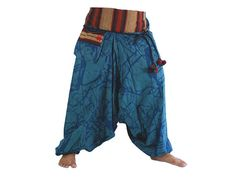 Festival Clothing, Festival Outfits, Genie Pants, Aladdin Pants, Woven Fabric, One Size Fits All, Harem Pants, Things To Sell, Boho
