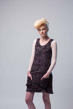 Ravelry: Focus Dress pattern by Meiju K-P