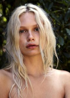 Model Crush: Delilah Parillo #beauty #hair