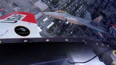 Un video de 360 ° le permite 'estar' en cabina de un caza legendario