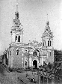Cerro Santa Lucia, Iglesia San Francisco, Historical Pictures, Barcelona Cathedral, Building, Chile 2015, Mac, Twitter, Santo Domingo