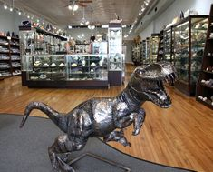 Dave's Down to Earth Rock Shop: Evanston/Chicago jewelry, fossils, minerals, Native American jewelry, crystals, gems, beads and gifts.