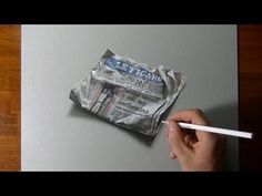 Italian artist Marcello Barenghi draws incredibly realistically with the help of colored pencils and occasionally markers or watercolor Realistic Pencil Drawings, 3d Drawings, Awesome Drawings, Realistic Paintings, Awesome Art, Amazing, Newspaper Drawing, Hyperrealistic Drawing, Colored Pencil Tutorial