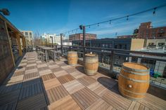 10 Barrel Brewing Shows Off New Rooftop Pub in Pearl District | Beer | Portland Monthly