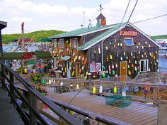 bar harbor lobster shack