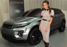 INCA worked alongside Brooklyn Brothers to reveal Range Rover's design collaboration with Victoria Beckham in Beijing on the eve of the city's Motor Show.