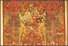An antique Persian Rug completes any room while adding a look of regality