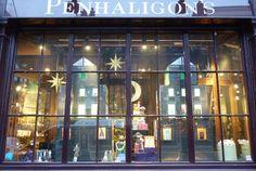#Penhaligon's #Christmas #Windows #VM #Retail #RetailSolutions #VisualMerchandising #Sparkle #ElementalDesign http://www.elemental.co.uk/blog/