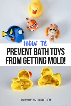 The Scary Truth About Your Childs Bath Toys How To Make Them Safe bath toys black mold mold moldy bath toys rubber ducky making bath toys safe bath time bath toys www. Cleaning Bath Toys, Kids Bath Toys, Bath Toys For Babies, Bath Toys For Toddlers, Bath Toy Storage, Bath Toy Organization, Baby Bath Time, Toy House, Water Toys