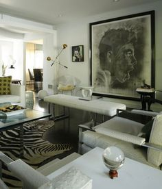 Ron Woodson and Jaime Rummerfield of Woodson and Rummerfield's House of Design