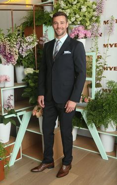 Kris Smith - Melbourne Cup Carnival 2012