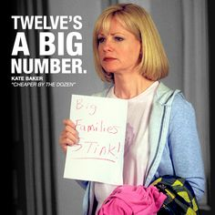 """Bonnie Hunt as Kate Baker in """"Cheaper by the Dozen."""" ©2014 FOX All Rights Reserved"""