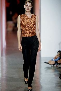 Richard Edwards Fall 2001 Ready-to-Wear Fashion Show Collection