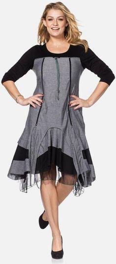 Zamów JOE BROWNS Sukienka w kolorze szarym w ABOUT YOU. ✓Bezpłatna przesyłka ✓zakup na fakturę ✓bezpłatny zwrot