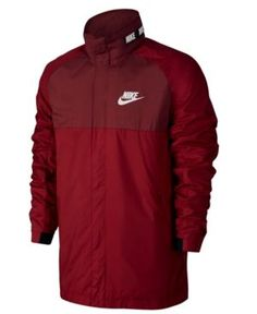 Nike Men's Sportswear Advance 15 Jacket - Red 2XL