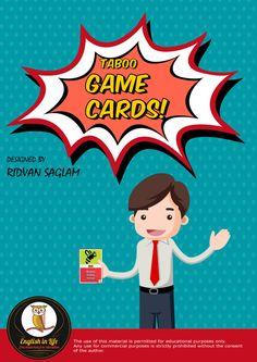 Taboo Cards A1/A2