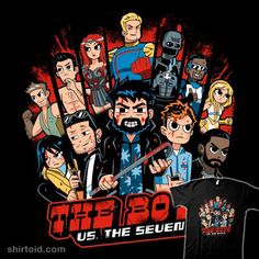 Ript Apparel: Custom T-shirts & Cheap Limited Edition Graphic Tees Sherlock, Scott Pilgrim Comic, Day Of The Shirt, Vs The World, Fanart, Arrow Tv, Cartoon Crossovers, Boys Wallpaper, Marvel