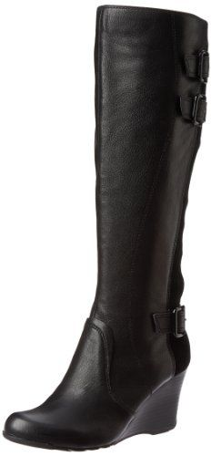 Kenneth Cole REACTION Women's Kiss N Tell Boot,Black Leather,8 M US Kenneth Cole REACTION,http://www.amazon.com/dp/B00CU73OMM/ref=cm_sw_r_pi_dp_2e-zsb11M648CZ1J