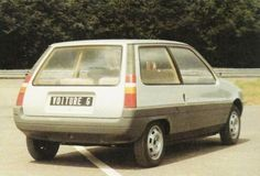 Renault Supercinq, proposition de Gaston Juchet