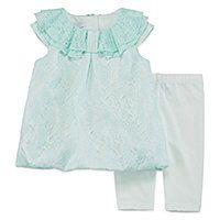 Marmellata 2-pc. Dress and Leggings Set - Baby Girls 3m-24m - Marmellata 2-pc. Dress and Leggings Set - Baby Girls 3m-24m
