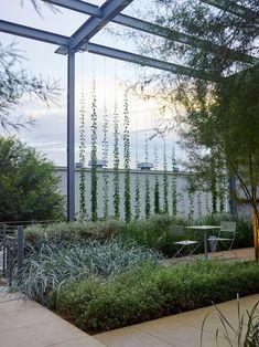 OJB, burbank-studios-fairway-building #modernlandscapedesign