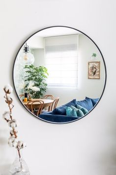דירה בראש העין Oversized Mirror, Furniture, Home Decor, Decoration Home, Room Decor, Home Furniture, Interior Design, Home Interiors, Interior Decorating