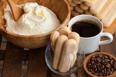 cooking tiramisu concept step by step homemade tiramisu cake for