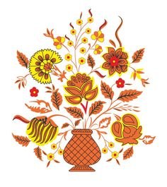Textile Pattern Design, Pattern Art, Flower Frame, Flower Art, Mughal Miniature Paintings, Paisley Art, Tie Dye Crafts, Baroque Design, Geometric Flower
