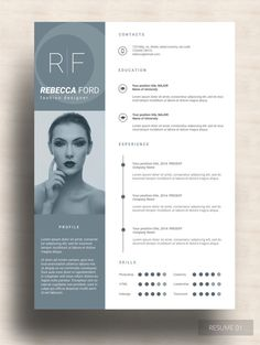 RANIN RESUME  This resume template is incredibly made for those who are seeking excellence in the job they are applying for. #chedon