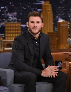 """Scott Eastwood Photos - Scott Eastwood visits """"The Tonight Show Starring Jimmy Fallon"""" at Rockefeller Center on April 2015 in New York City. - Scott Eastwood Visits 'The Tonight Show Starring Jimmy Fallon' Beautiful Women Quotes, Beautiful Tattoos For Women, Beautiful Black Women, Gorgeous Men, Handsome Men Quotes, Handsome Arab Men, Woman Sketch, Woman Drawing, Nicholas Sparks"""