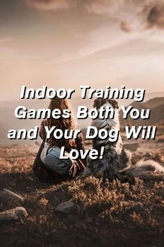 Baby Overalls Speak: Indoor Training Games Both You and Your Dog Will Love! Puppy Training Tips, Training Your Dog, Potty Training, Crate Training, Baby Overalls, Large Dog Breeds, Large Dogs, Homemade Dog, Dog Names
